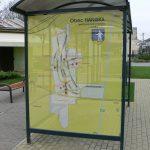 na-autobusovej-zastavke-v-obci-haniska-bola-nainstalovana-mapa-obce-haniska-s-erbom